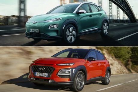 hyundai kona electric infos autonomie tout sur le suv lectrique l 39 argus. Black Bedroom Furniture Sets. Home Design Ideas