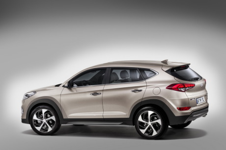 hyundai tucson 2015 les premi res photos avant le salon de gen ve l 39 argus. Black Bedroom Furniture Sets. Home Design Ideas