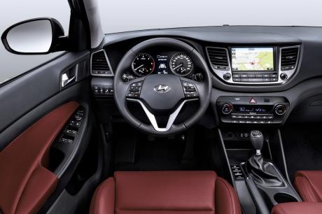 Hyundai tucson occasion boite automatique