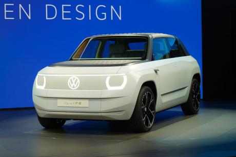 Volkswagen ID. Life concept salon de Munich