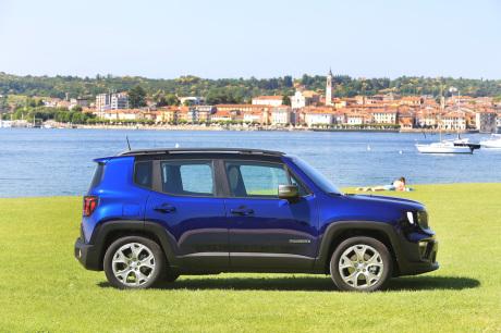 essai jeep renegade restyl notre avis sur la version 1 0 turbo 120 l 39 argus. Black Bedroom Furniture Sets. Home Design Ideas