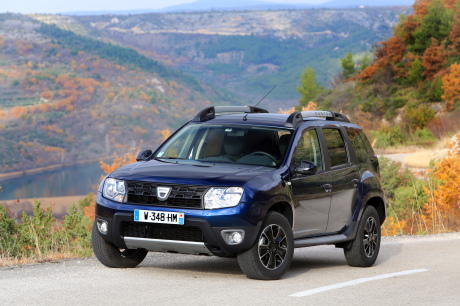 essai dacia duster dci 110 edc notre avis sur le duster automatique l 39 argus. Black Bedroom Furniture Sets. Home Design Ideas