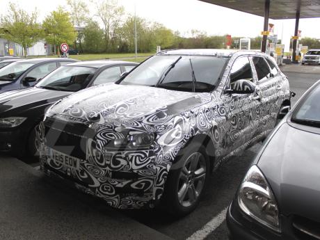 SCOOP. Jaguar F-Pace hybride, le SUV rechargeable débusqué par L'argus