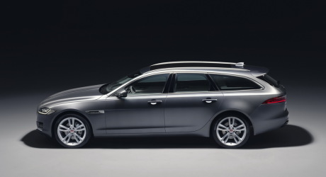 jaguar xf sportbrake 2017 la xf fait le break l 39 argus. Black Bedroom Furniture Sets. Home Design Ideas