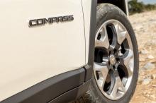 prix et quipements jeep compass 1 6 multijet 4x2 l 39 argus. Black Bedroom Furniture Sets. Home Design Ideas