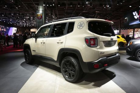 Jeep Renegade Limited >> Prix Jeep Renegade : boîte DDCT en diesel et série limitée Desert Hawk - L'argus