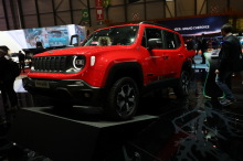 jeep renegade et compass passent l 39 hybride rechargeable l 39 argus. Black Bedroom Furniture Sets. Home Design Ideas