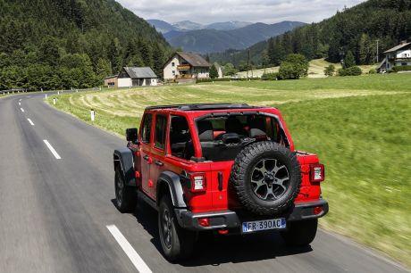 essai jeep wrangler 2 2 rubicon 2019 et s 39 il n 39 en reste plus qu 39 un l 39 argus. Black Bedroom Furniture Sets. Home Design Ideas