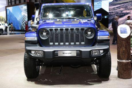 Jeep Wrangler 2018 Le 4x4 Pur Et Dur Au Salon De Gen 232 Ve