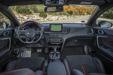 Dashboard Kia Proceed 1.6 T-GDi DCT7 GT