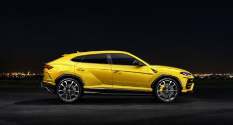 Lamborghini Urus Photos Infos Et Video Du Premier Super Suv L