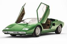 Lamborghini Countach LP400 model (1973)