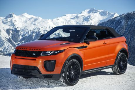 essai land rover evoque cabriolet 2016 parfait deux l 39 argus. Black Bedroom Furniture Sets. Home Design Ideas