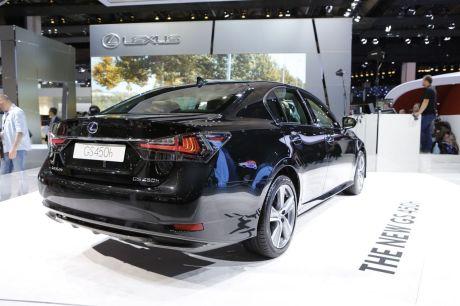 Lexus gs 300 avis