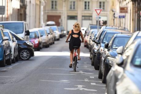 Lyon 30 km / h