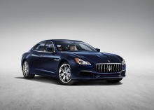 maserati quattroporte 2016 un restylage deux. Black Bedroom Furniture Sets. Home Design Ideas