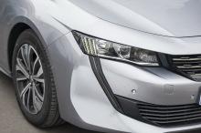 Peugeot 508 sans feux 100% LED