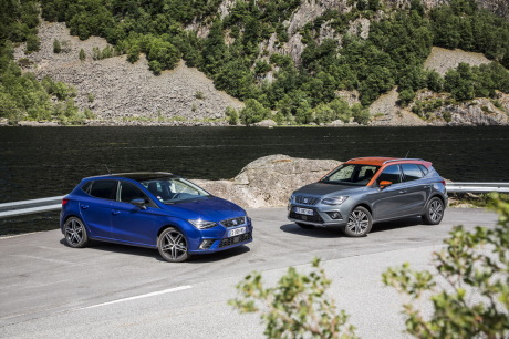 Seat Arona vs Seat Ibiza
