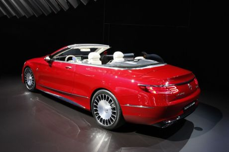 mercedes maybach s 650 cabriolet 300 unit s 300 000 l 39 argus. Black Bedroom Furniture Sets. Home Design Ideas