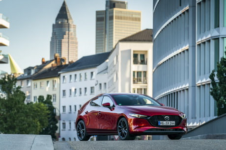Mazda 3 Skyactiv-X 180 л.с. (2019)