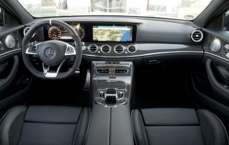 Essai Mercedes Amg Classe E 63 S Tous Aux Abris L Argus
