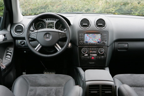 essai du mercedes ml 420 cdi 4matic 2007 l 39 argus. Black Bedroom Furniture Sets. Home Design Ideas