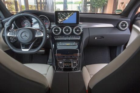 Mercedes classe c cabriolet 2016 premier dessin for Classe e interieur 2016