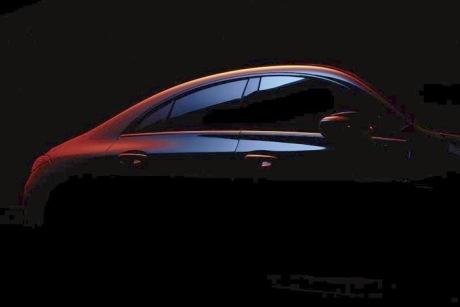 Teaser Mercedes CLA 2019