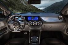 Mercedes Class B 2019 front panel
