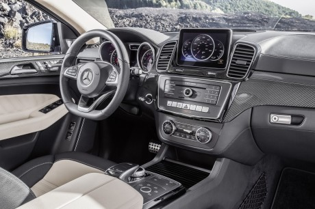 mercedes gle coup les prix du concurrent du bmw x6 l 39 argus. Black Bedroom Furniture Sets. Home Design Ideas