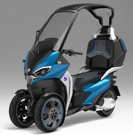scooters toutes les nouveaut s du salon de milan eicma 2015 l 39 argus. Black Bedroom Furniture Sets. Home Design Ideas