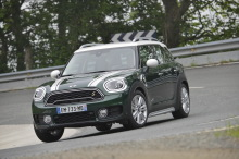 mini countryman 2017 hybride