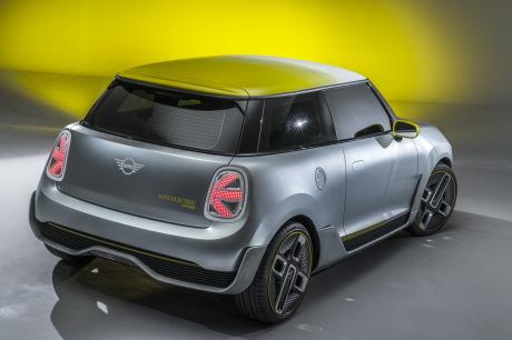 La Mini électrique en approche — Salon de Francfort