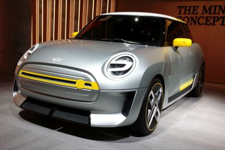 Mini Electric Salon Francfort 2017