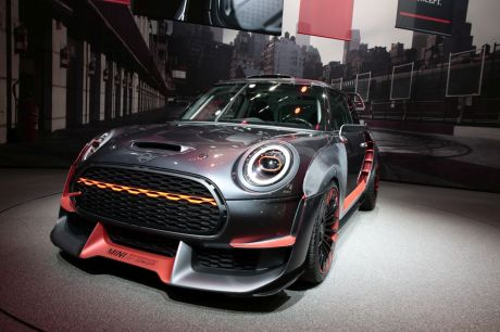 Mini JCW GP Concept Salon Francfort 2017
