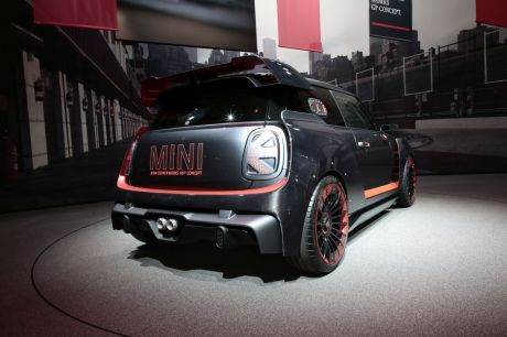 Mini John Cooper Works GP Concept Salon Francfort 2017