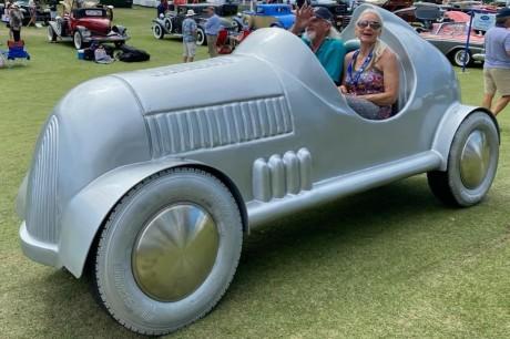 Monopoly Concours d'Elegance Car