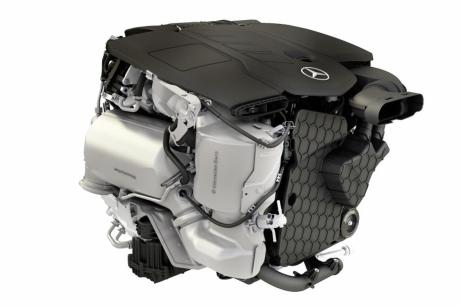 mercedes inaugure une nouvelle g n ration de moteur diesel l 39 argus. Black Bedroom Furniture Sets. Home Design Ideas