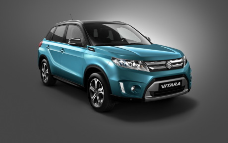 suzuki vitara 2015 un suv plus urbain l 39 argus. Black Bedroom Furniture Sets. Home Design Ideas
