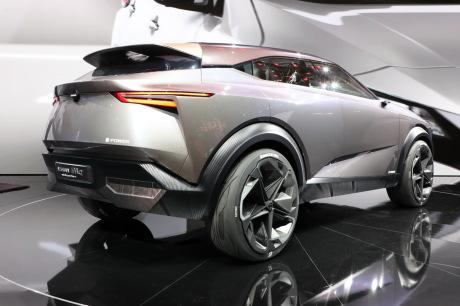 Nissan IMQ Concept : le futur Qashqai électrique en filigrane