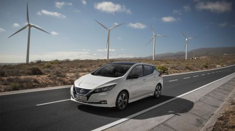 essai nissan leaf 2018 l 39 argus. Black Bedroom Furniture Sets. Home Design Ideas