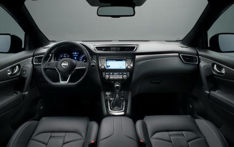 Facelifts / Nissan Qashqai : avec pilote pro à bord