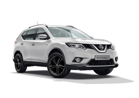 nissan white edition s rie limit e pour les juke qashqai et x trail l 39 argus. Black Bedroom Furniture Sets. Home Design Ideas