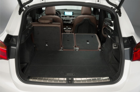 bmw x1 2015 premi res photos et vid o officielles l 39 argus. Black Bedroom Furniture Sets. Home Design Ideas