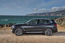fiche technique bmw x3 20d 30d et m40i l 39 argus. Black Bedroom Furniture Sets. Home Design Ideas