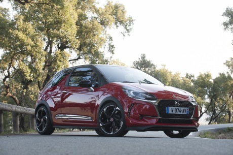 ds3 performance statique avant