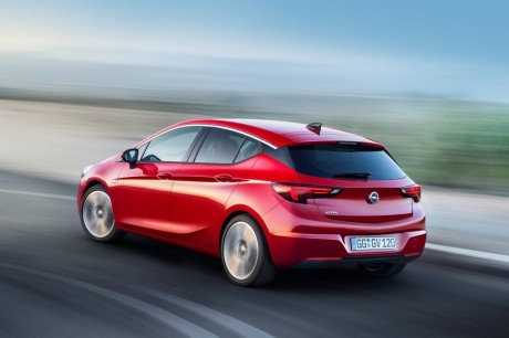 nouvelle opel astra 2015 voici les photos officielles l 39 argus. Black Bedroom Furniture Sets. Home Design Ideas