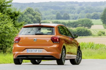 nouvelle volkswagen polo 2017