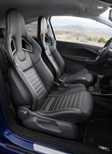 opel corsa opc sièges Opel Corsa OPC (2015) : plus de 200 ch !