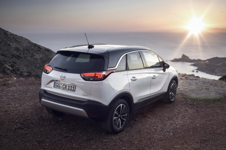 opel crossland x toutes les infos sur le clone du citro n c3 aircross l 39 argus. Black Bedroom Furniture Sets. Home Design Ideas